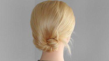 着物、浴衣に似合うヘアスタイル