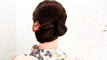 シニヨン ロングヘアー まとめ髪/ポニーテール作る
